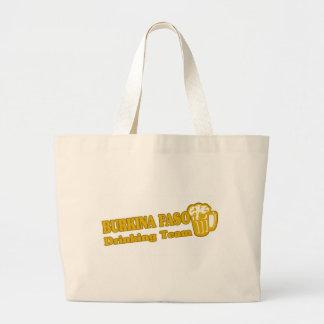 BURKINA FASO JUMBO TOTE BAG