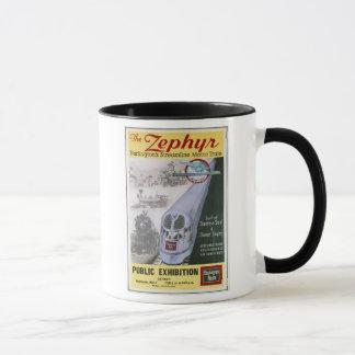 Burlington Zephyr Mug