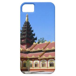 Burmese Buddhist Temple Phra Jow La Keng iPhone 5 Cover