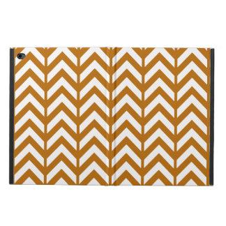 Burnt Orange Chevron 3 Powis iPad Air 2 Case