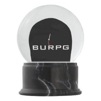 BURPG Snowglobe Snow Globes