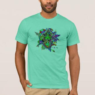 Burst Abstract T-Shirt