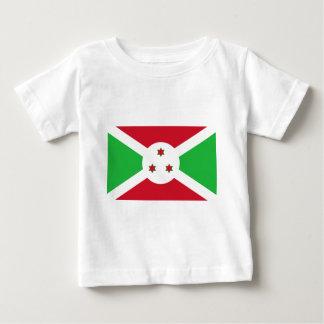 Burundi Flag Baby T-Shirt