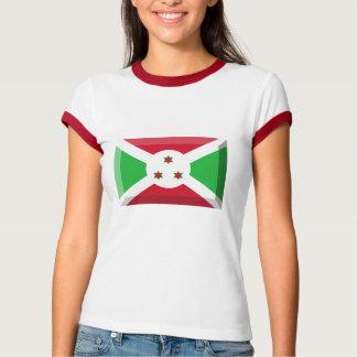 Burundi Flag Jewel T-Shirt