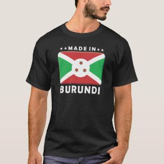 Burundi Made T-Shirt
