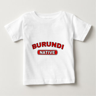 Burundi Native Baby T-Shirt