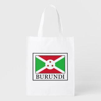 Burundi Reusable Grocery Bag