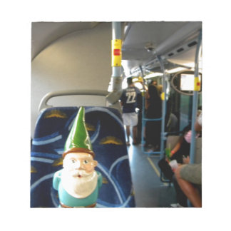 Bus Gnome Notepad