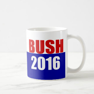 """BUSH 2016"" COFFEE MUG"