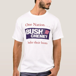Bush/Cheney real motto T-Shirt