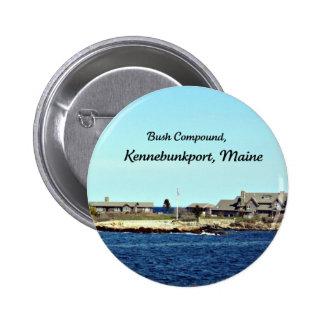 Bush Compound, Kennebunkport, Maine Pins