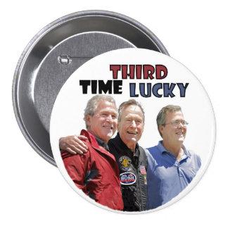 Bush Dynasty 7.5 Cm Round Badge