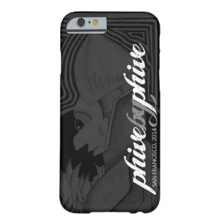 """Bush Pilot""  (ip6) Barely There iPhone 6 Case"