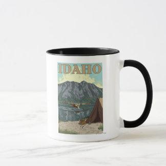 Bush Plane & Fishing - Idaho Mug