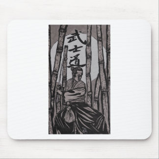 Bushido Moon light Mouse Pad