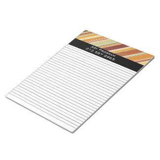 business abstract professional Note pads