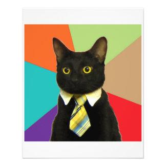 Business Car Advice Animal Meme Flyer