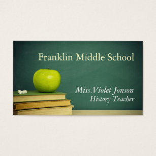 38 history teachers business cards and history teachers business business card reheart Image collections