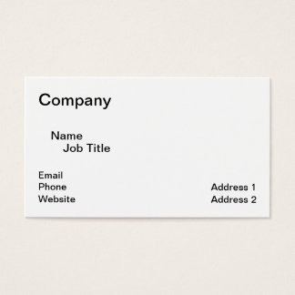 """Business Cards, 3.5"""" x 2.0"""", 100 pack Business Card"""