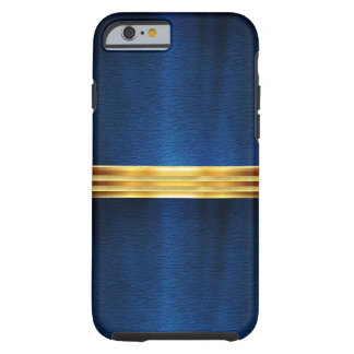 Business Class Metallic Textured iPhone Case
