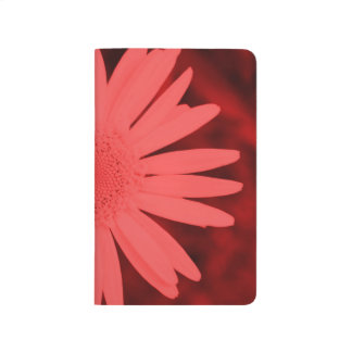 Business Collection - Note Book - Red Daisy