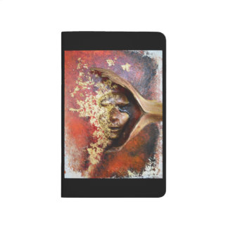 Business Collection - Note Pocket Book - Red Mask