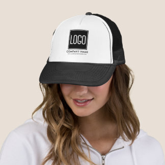 Business Logo Company Uniform Trucker Hat