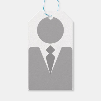 Business Man Gift Tags