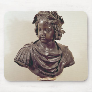 Bust of Louis XIV  as a child Mouse Pad