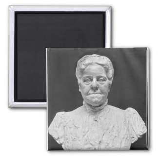 Bust of Madame Marie Laurent Fridge Magnets
