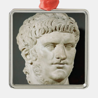 Bust of Nero Christmas Ornament