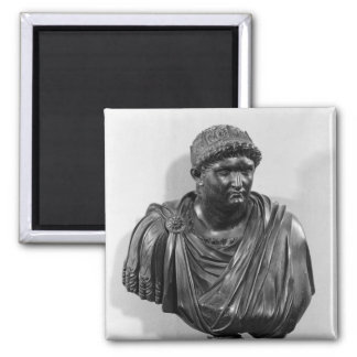 Bust of Nero , copy of an original Magnet