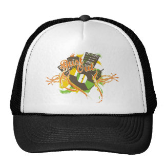 Bust Out Music T-shirts and Gifts Hats