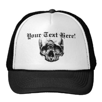 Busted Skull Hat