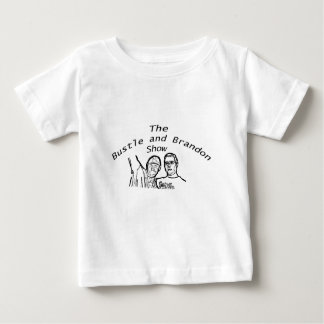 Bustle and Brandon Logo Baby T-Shirt