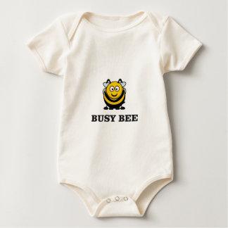 busy bee bee baby bodysuit