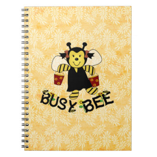 Busy Bee Notebooks