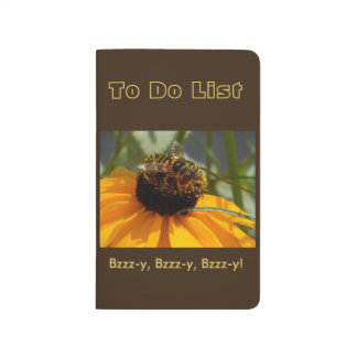 Busy Bee Personal To Do List Journal