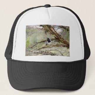 BUTCHER BIRD RURAL QUEENSLAND AUSTRALIA TRUCKER HAT