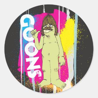 Butt Rocker Goon Sticker