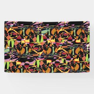 Butterflies - Abstract Banner