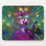 Butterflies Forever Mouse Pad