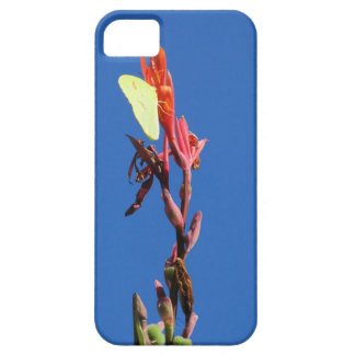 Butterfly And Sky Case For The iPhone 5