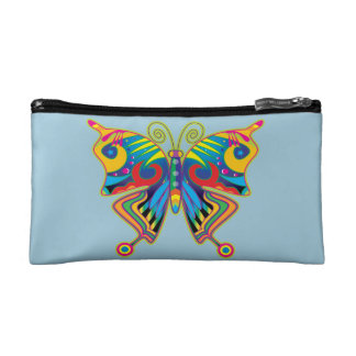 Butterfly Bag Makeup Bags
