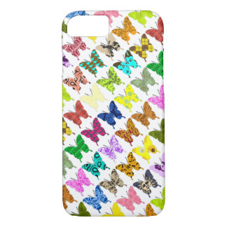 Butterfly Collage iPhone 8/7 Case