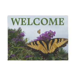 Butterfly Day Doormat