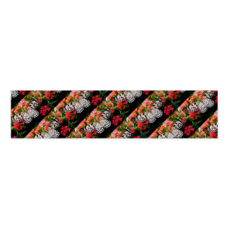 BUTTERFLY DESIGN PARTY SUPPLIES NAPKIN BAND