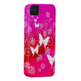 Butterfly Dreamscape iPhone 4 Case