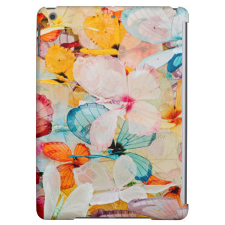 Butterfly exhibit iPad air case