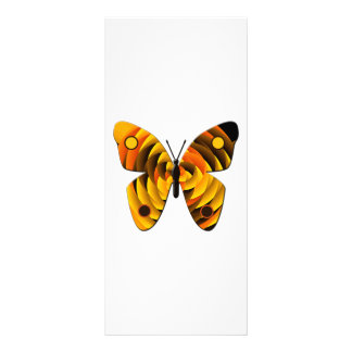 Butterfly Full Color Rack Card